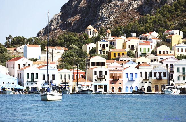 Остров Кастелоризо Греция - отдых на Кастелоризо 2018: цены, фото