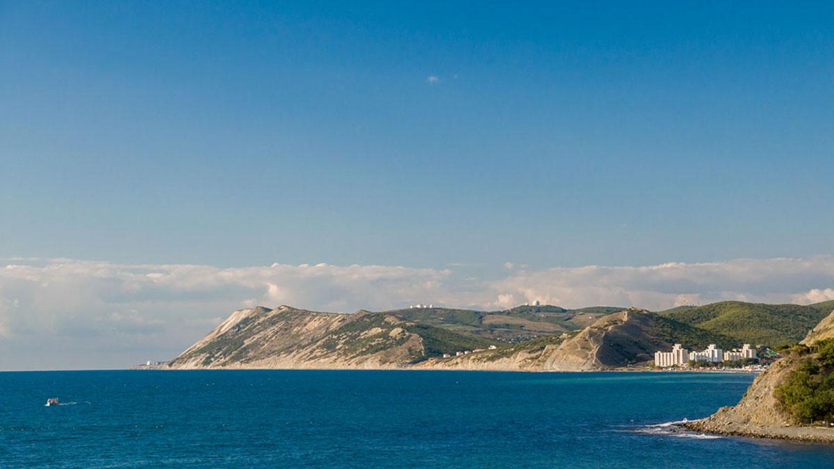 Малый утриш пляжи фото поселок